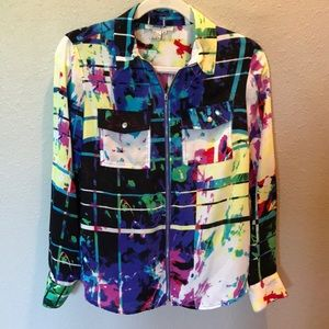 NWOT Tracy M blouse!